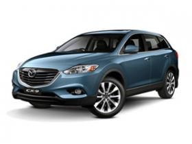 Разбор Mazda CX-9