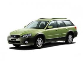 Разбор Subaru Outback